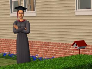 Gisela's Graduation Pic
