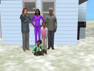 Yerazing Family Portrait 3
