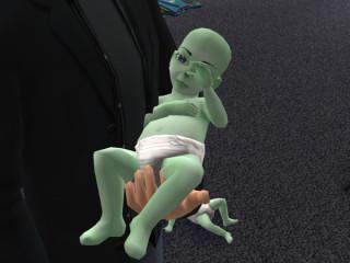 Adalard is born