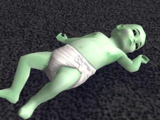 Arabelle is born