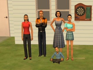 Arman Family Portrait