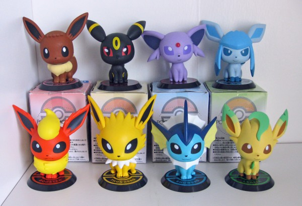 eeveelution-kyun-chara-lot