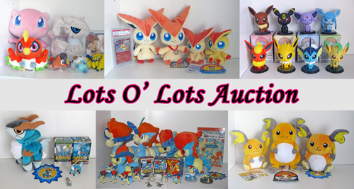 lots o lots auction reminder
