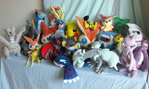 my-pokemon-plush-collection