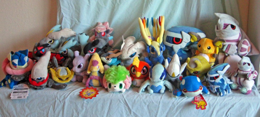 My Pokemon Plush Collection: pkmncollectors — LiveJournal