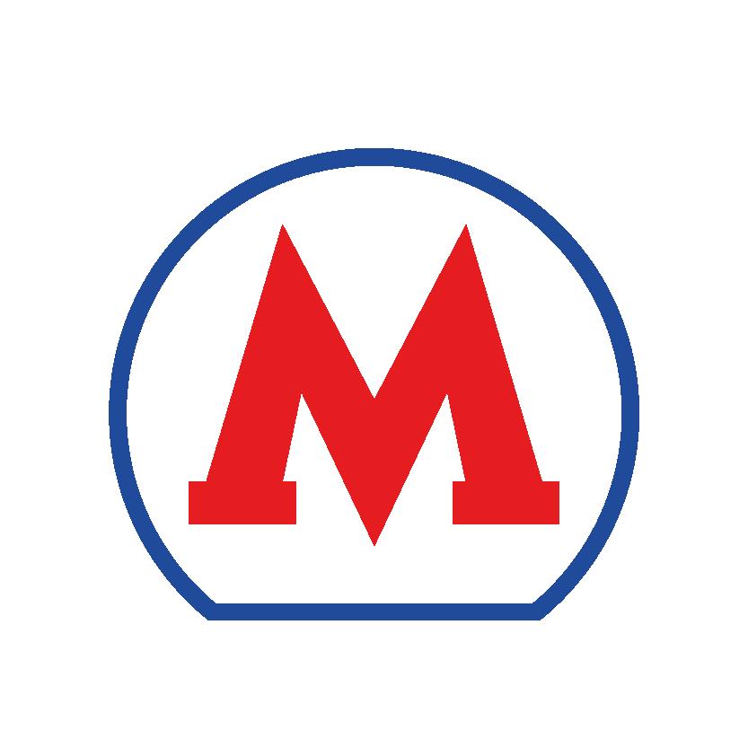 Логотип московского метрополитена - Constantine Konovalov