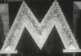 Логотип метро при Сталине