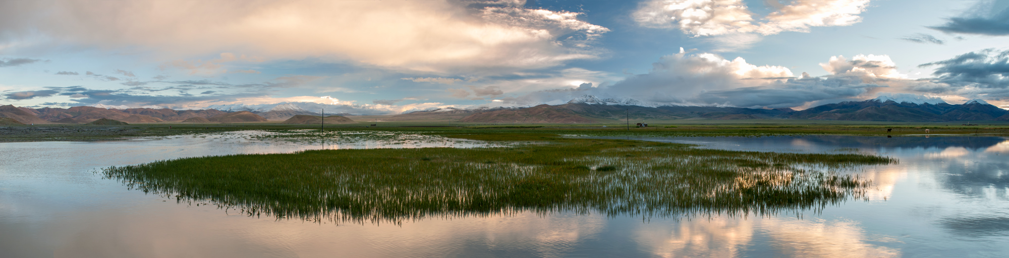 Долина Чангтан Тибет.