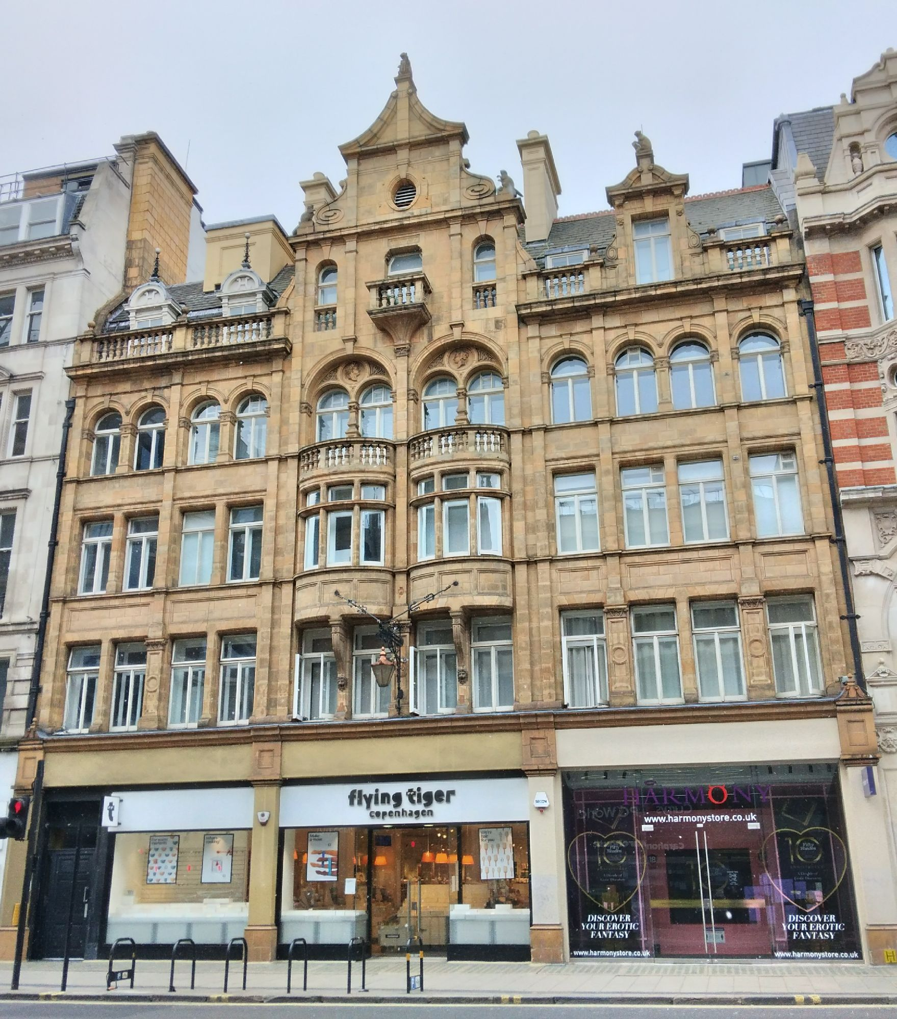 105-109 Oxford Street, London
