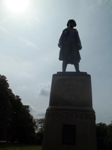 SH Randall Monument