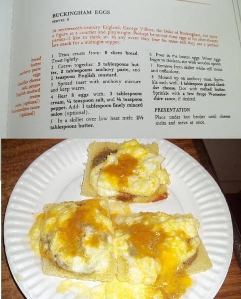Buckingham Eggs