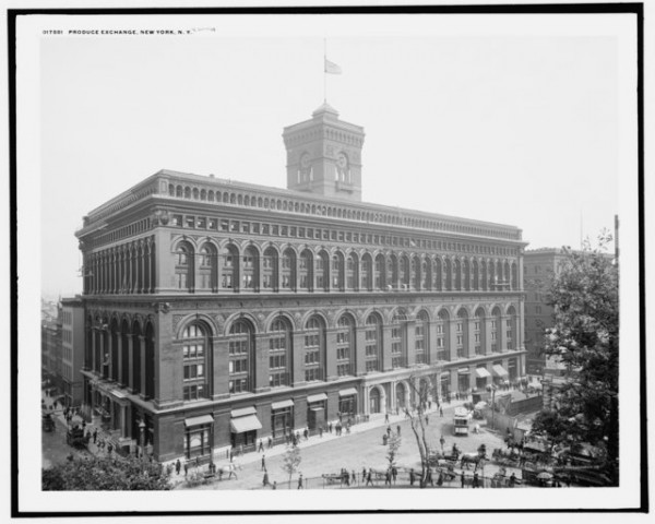 New-York-Produce-Exchange-Bowling-Green-NYC