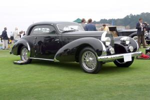 Bugatti Type 57 Pillarless Coupe