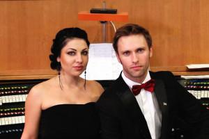 Luka Gedeliya & Christina Eshba