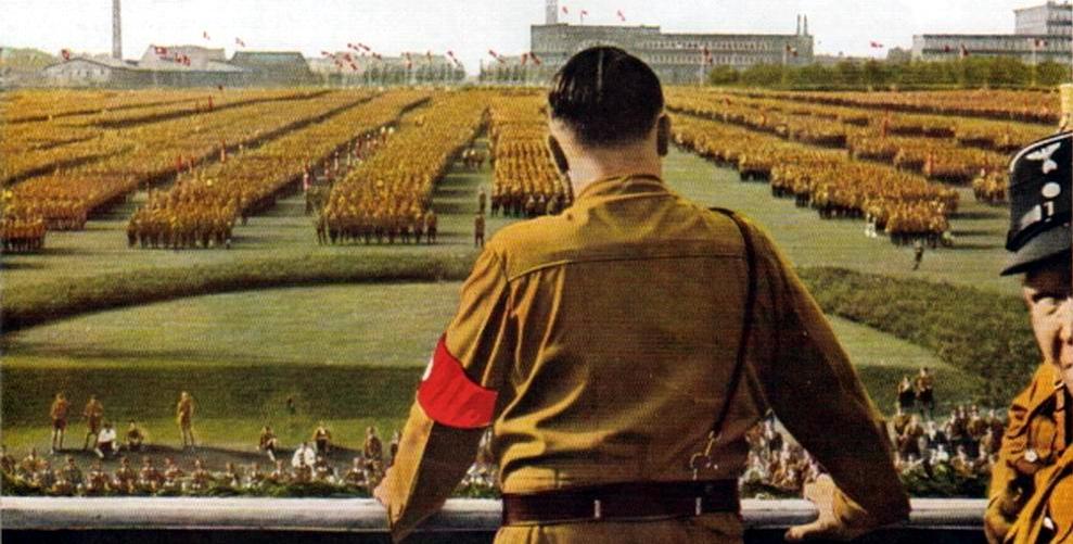 Гитлер и национал-предатели