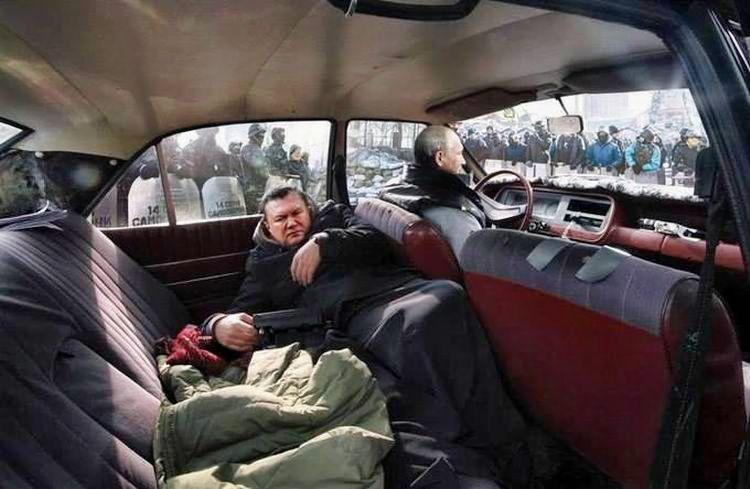 В Донецке ждут приезда Януковича