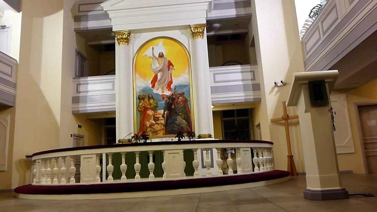 Лютеранскую церковь называют - Церковь поющая
