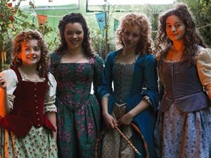 hobbit girls