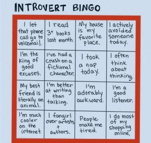 introvertbingo