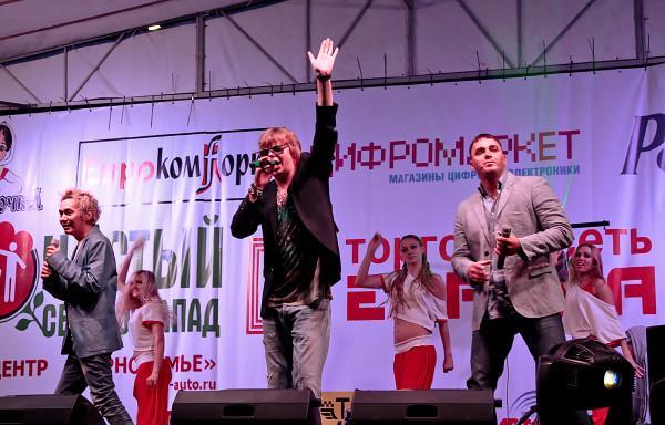 Иванушки international в Курске!