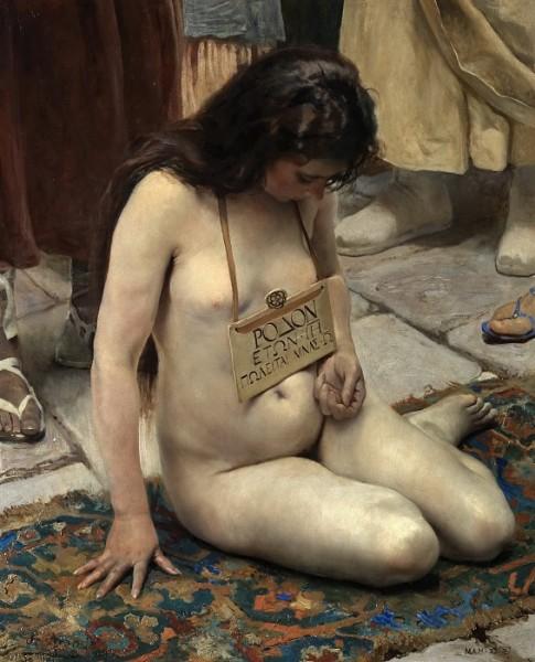 Фото женщин рабынь