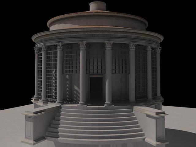 Храм Весты реконструкция комп Vesta_1_