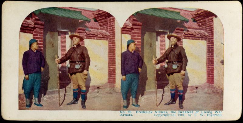 Русско-японская война на цветных стереофотографиях (взгляд с японской стороны)