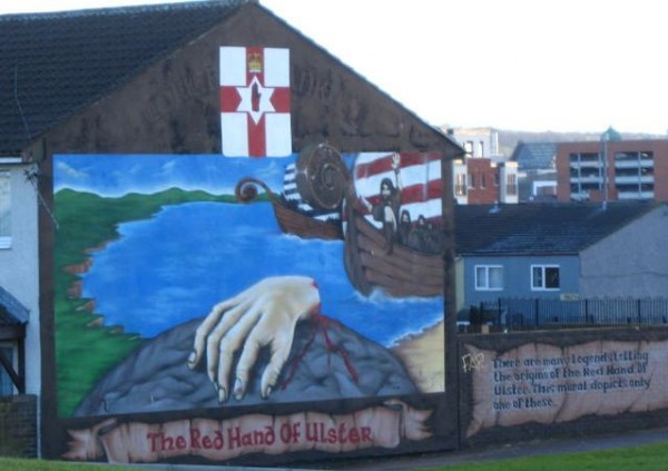 Red-Hand-of-Ulster-Mural
