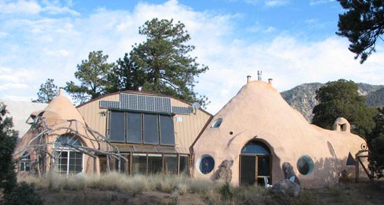 землебитный дом