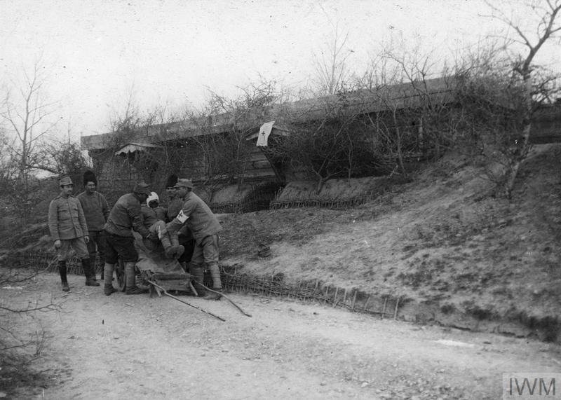 Первая Мировая война в фотографиях.
