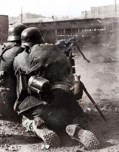 Вермахт в фотографиях.