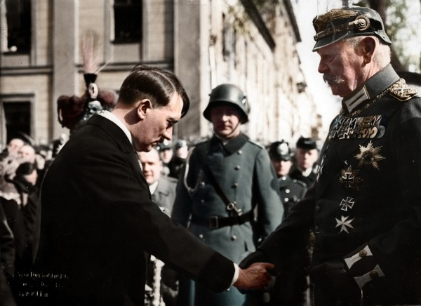 Как Гитлера к власти привели.