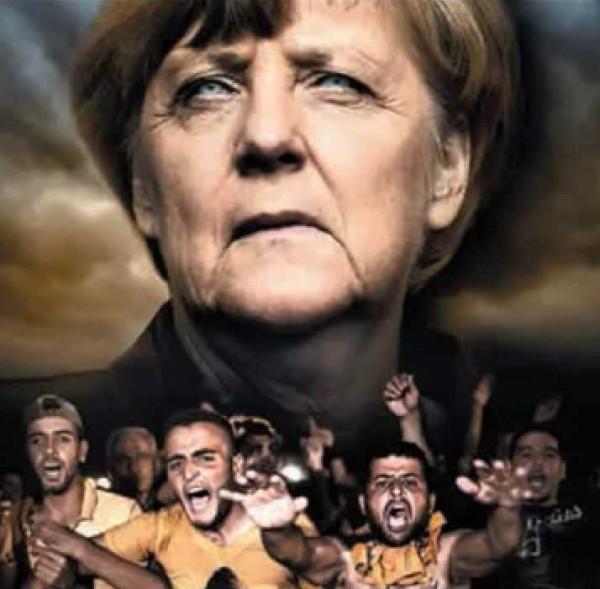 А потом мадам Меркель запустила в страну два миллиона молодых мусульман...