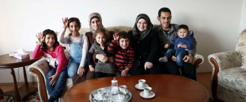 «Сирийские беженцы», они такие...