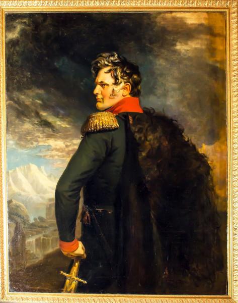 Кавказские и русские наложницы генерала Алексея Ермолова.