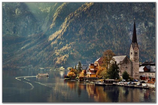 Наследие ЮНЕСКО. Австрия