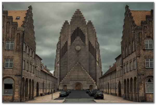 Церковь Грунтвига в Копенгагене