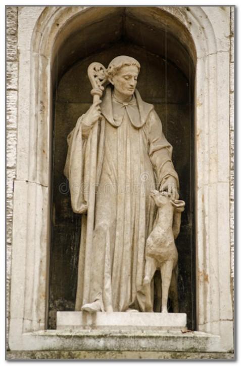 Святой Эгидий