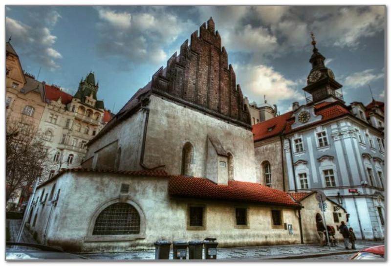 Староновая синагога в наше время