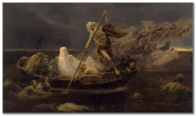 Ахерон в мифологии