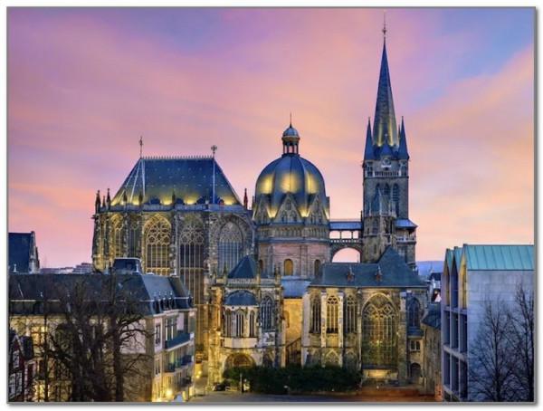 Ахенский собор – символ забытой империи
