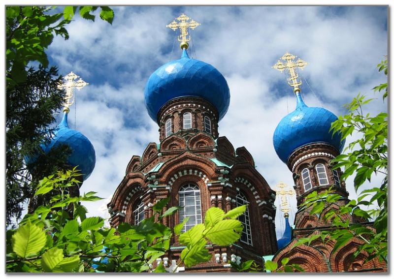 Храм Покрова Пресвятой Богородицы в Подмосковье
