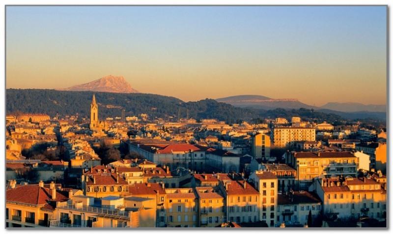 Экс-ан-Прованс - столица региона
