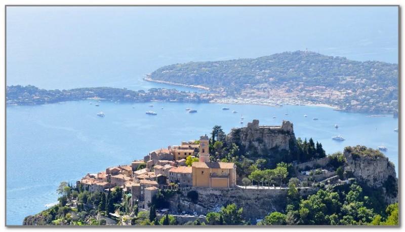 Лазурный берег тоже часть Прованса, и он в особом представлении не нуждается