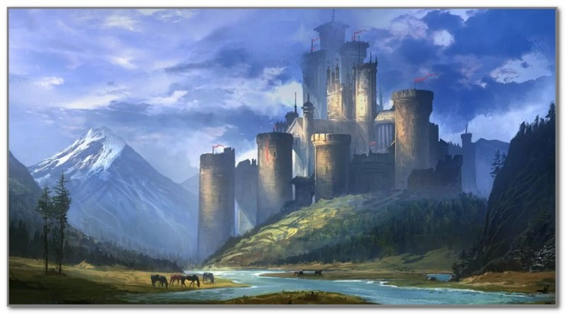Полулюди-полубоги в средневековой Европе