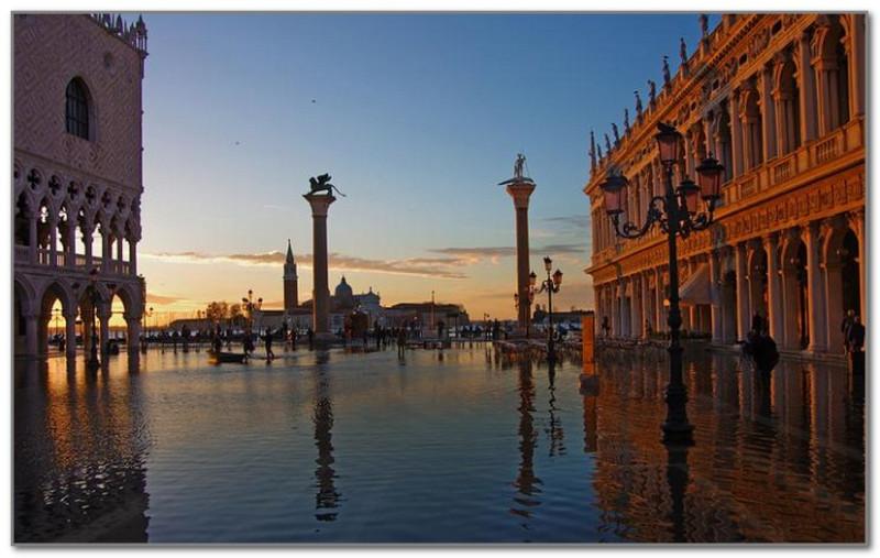 Всегда прекрасная Венеция