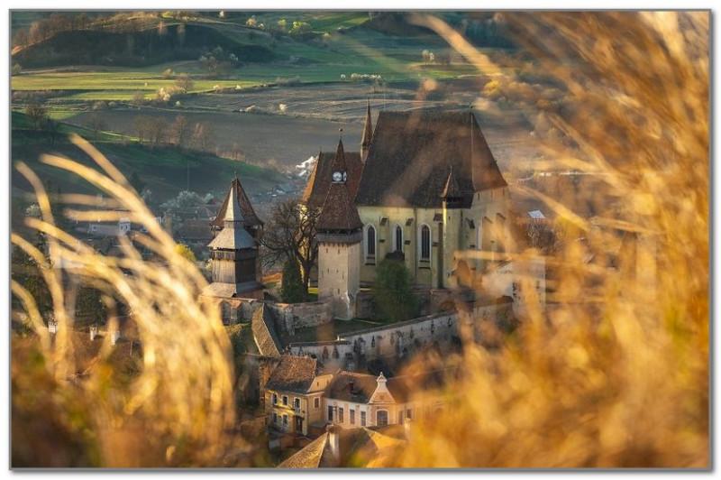 Уголок Трансильвании. Фото Alex Robciuc