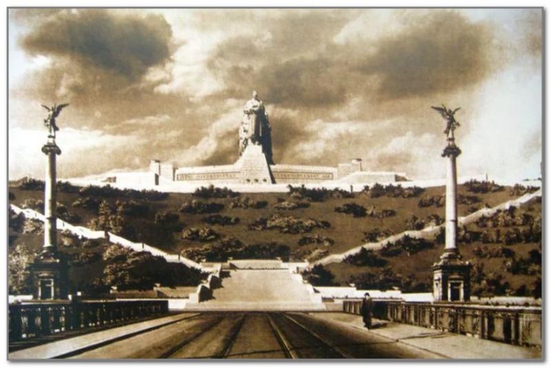 Как памятник выглядел в 60-е годы ХХ века