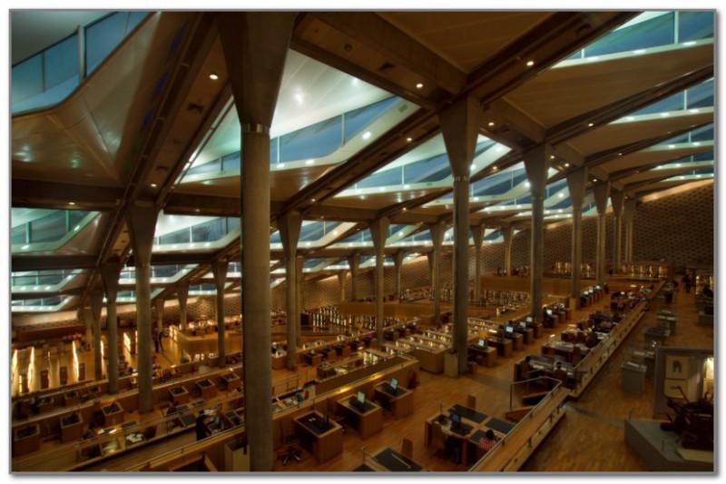 Главный читальный зал