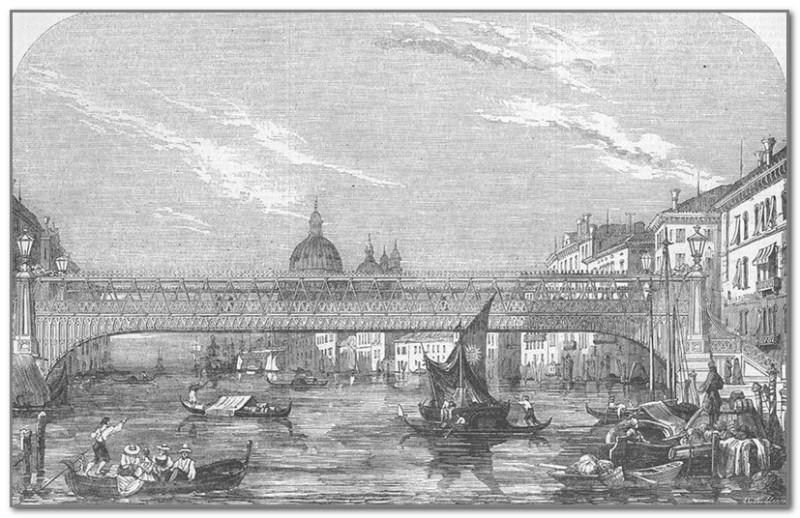 Первый мост Академии